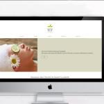 Site web responsif – institut de beauté