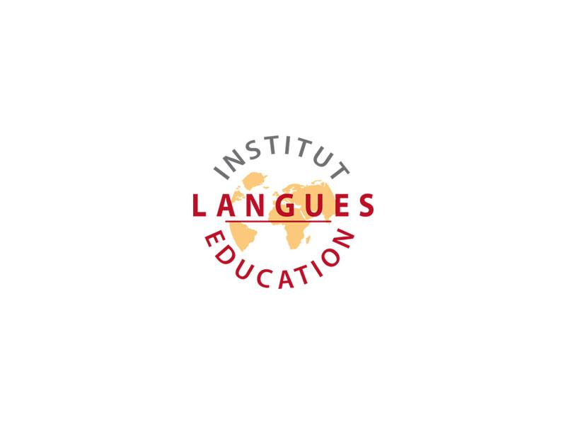 Création de logo pour l'Institut des Langues